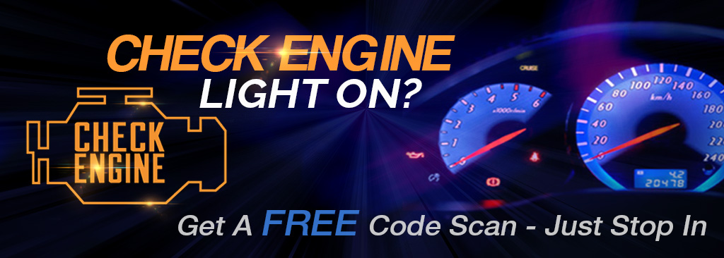 Check Engine light Test