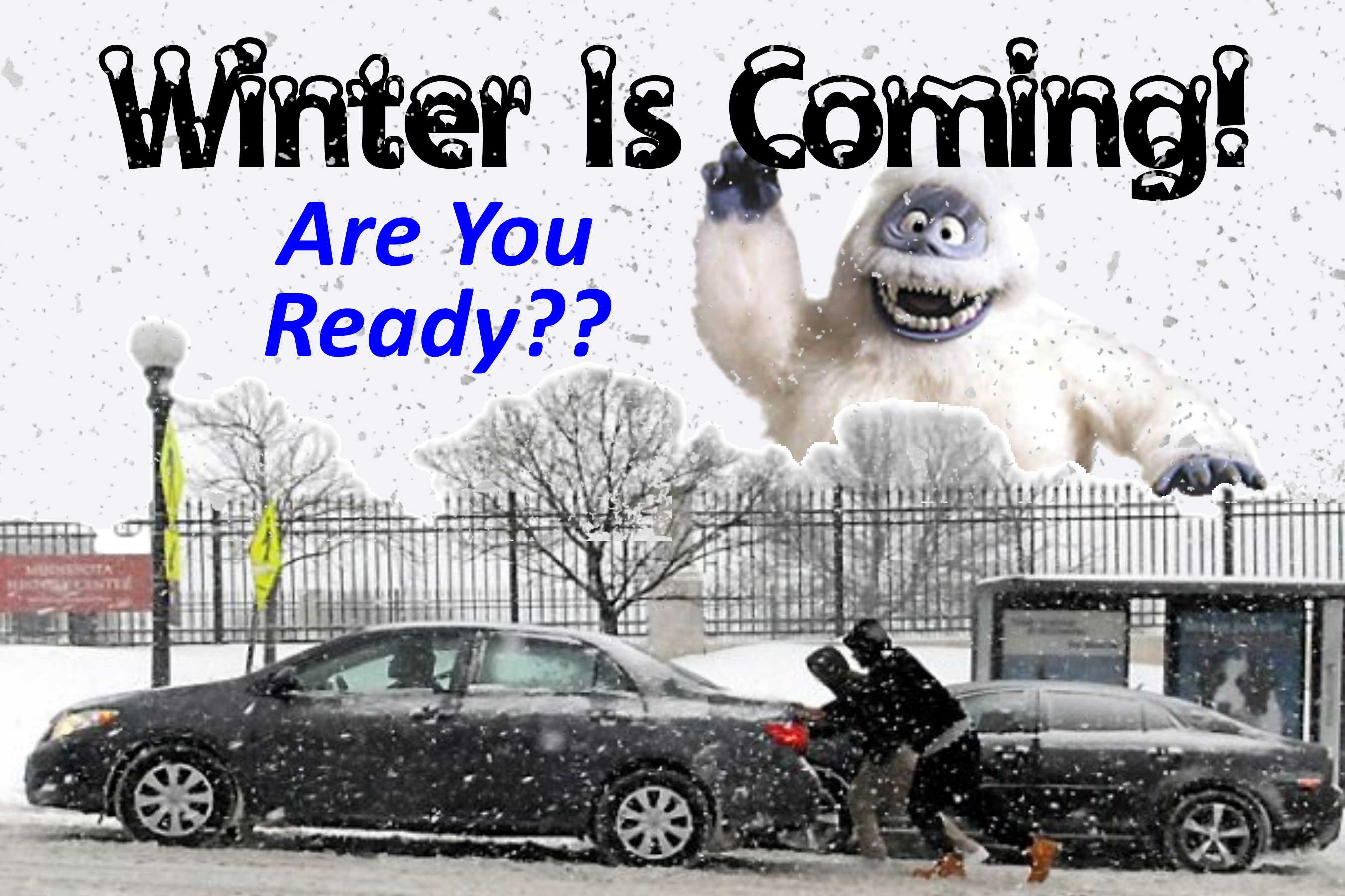 Winter Is Coming Elizabeth Auto Care Tires Batteries Antifreeze Wiper Blades Elizabeth Pa